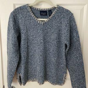 Liz Claiborne Crazy Horse collection l sweater